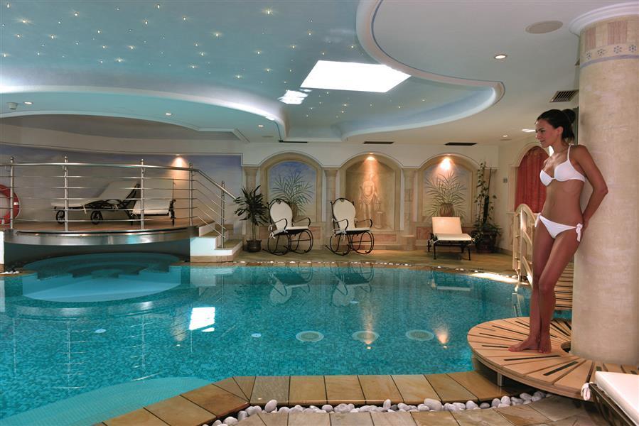 Hotel alle alpi val di fassa - Hotel moena piscina ...
