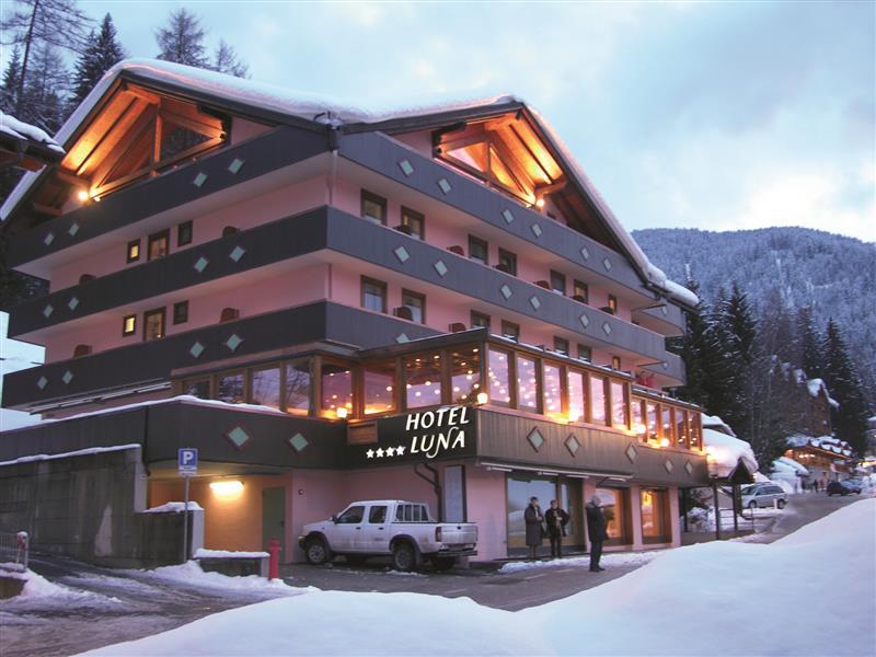 Luna wellness hotel val di sole for Deckplan com piani di coperta gratuiti
