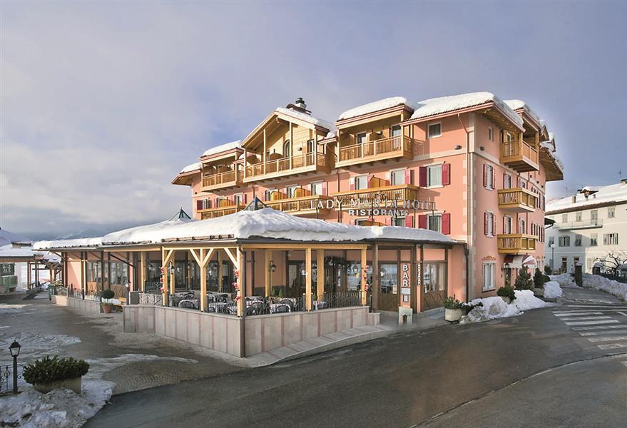 Lady maria hotel resort valle di non for Deckplan com piani di coperta gratuiti