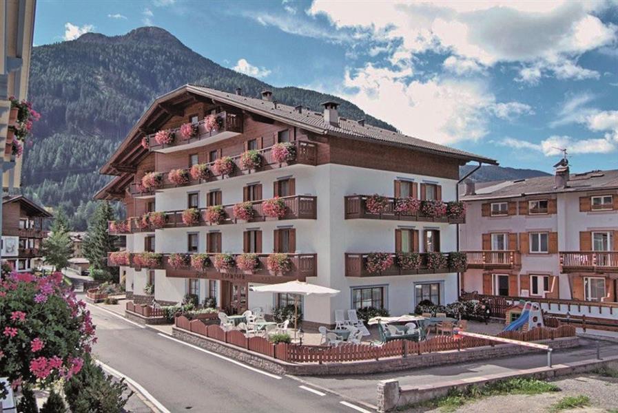 Hotel ciampian val di fassa for Garage programma progetti gratuiti