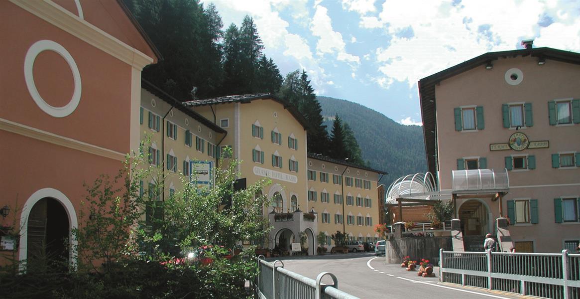 Terme Di Rabbi Hotel