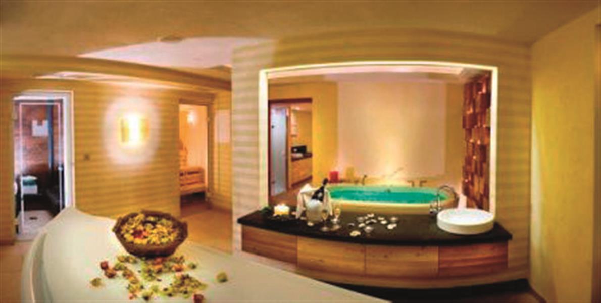 Hotel trentino alto adige con suite con vasca decorare for Arredo hotel trento