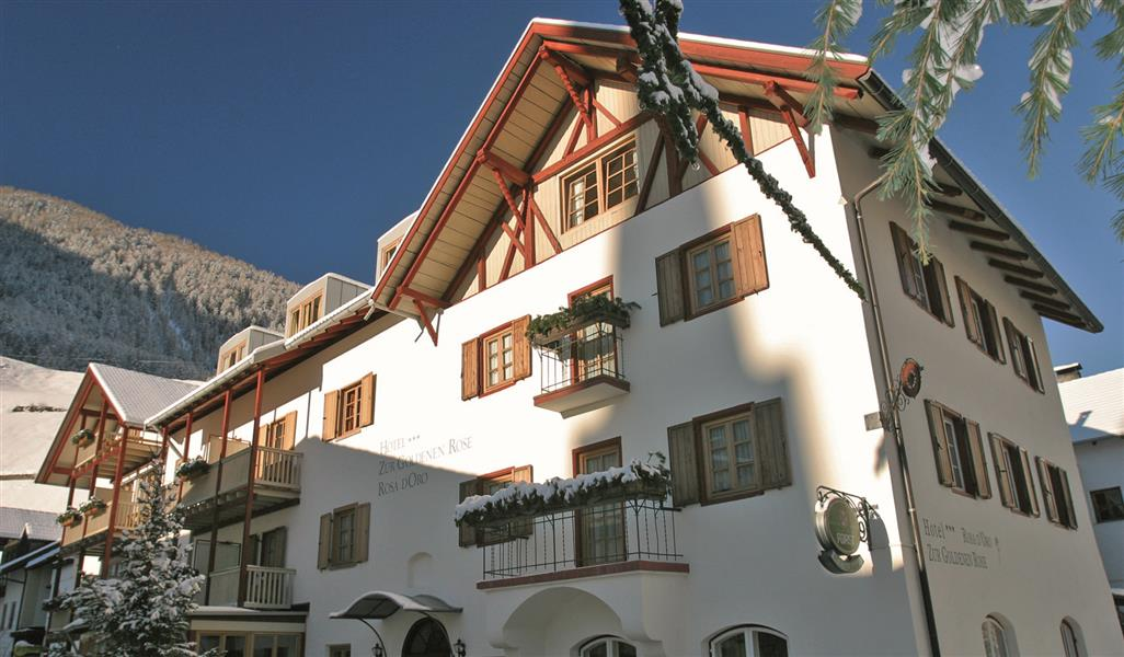 Hotel Goldene Rose Certosa Val Senales