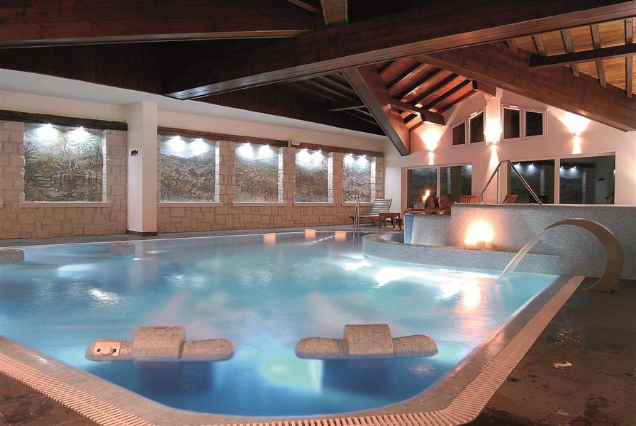 Gaarten hotelbenessere spa altopiano di asiago for Spa ad asiago